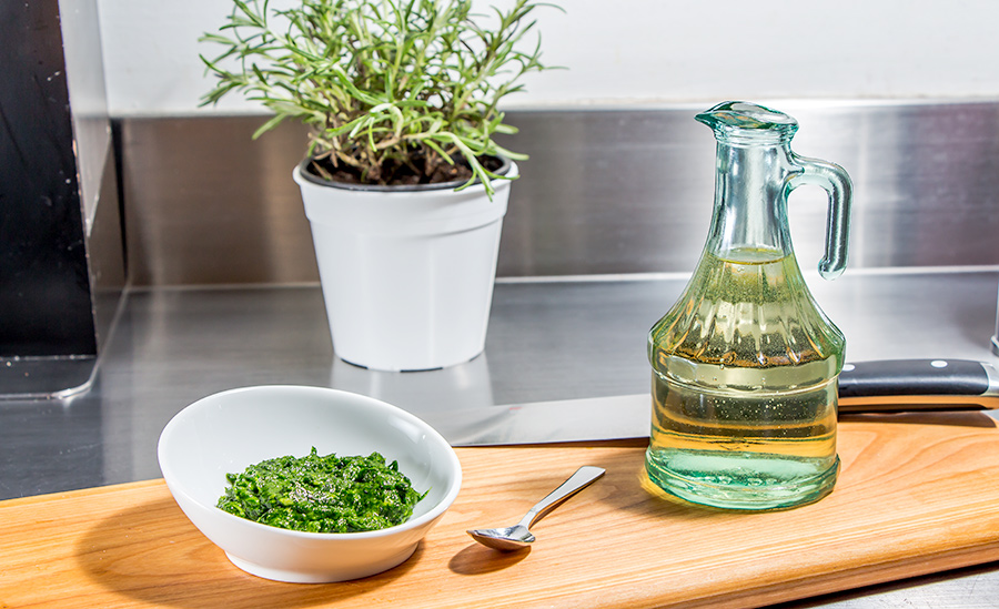 Frühlingsklassiker: Bärlauch-Pesto